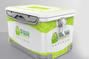 保温箱 外壳注塑产品